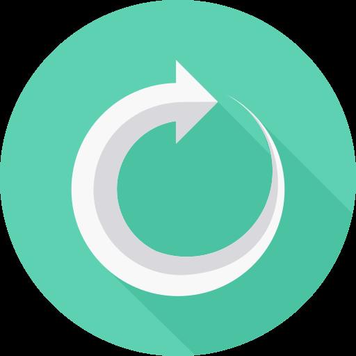 Rotation  free icon