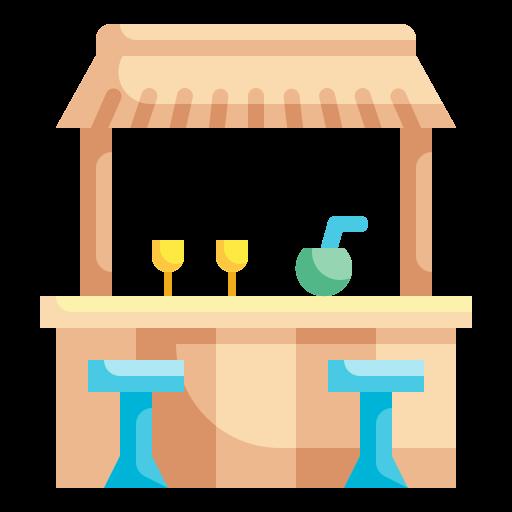 bar  Icône gratuit