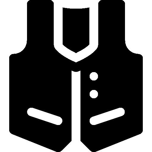 costume gilet  Icône gratuit