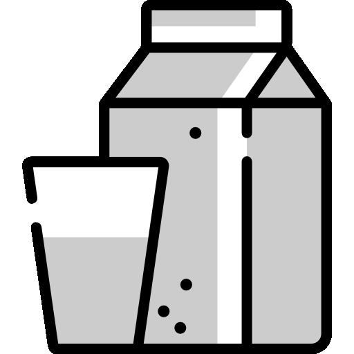 leche  icono gratis