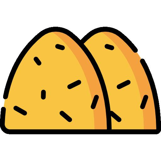 heno  icono gratis