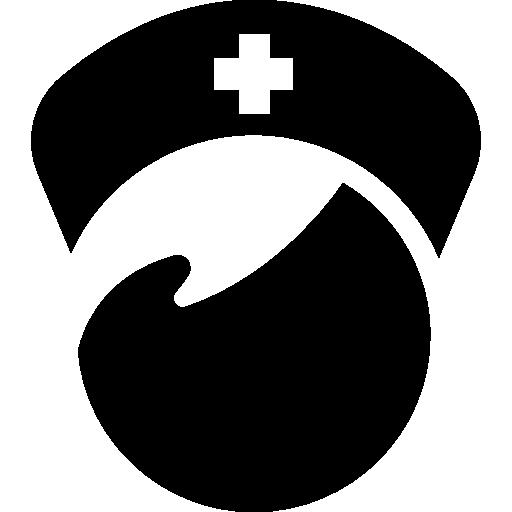 enfermera  icono gratis