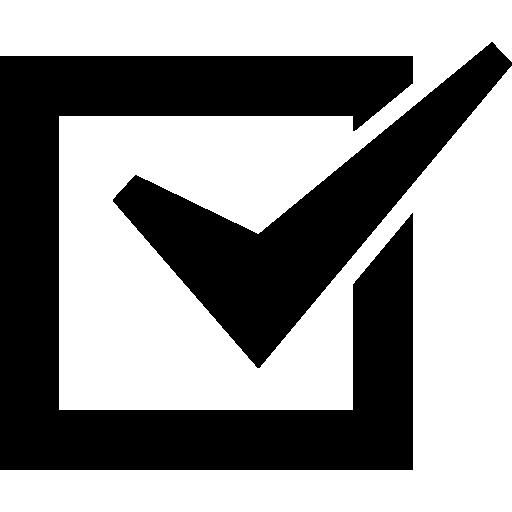 Контрольный список установлен  бесплатно иконка