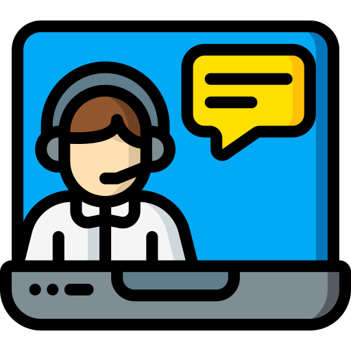 Live chat  free icon