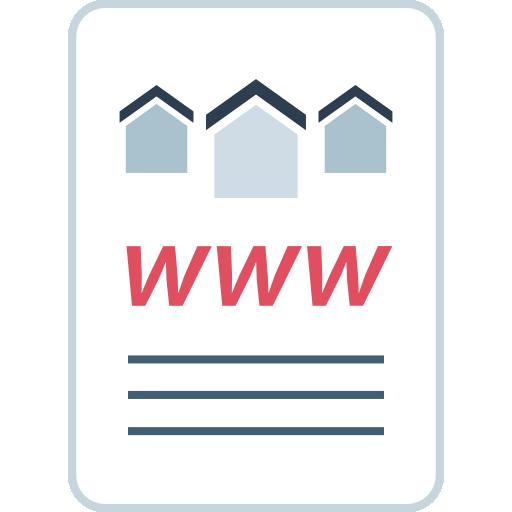 contrato online  grátis ícone