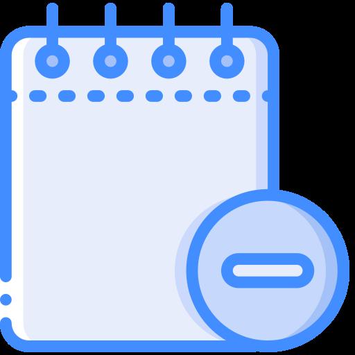 bloc-notes  Icône gratuit