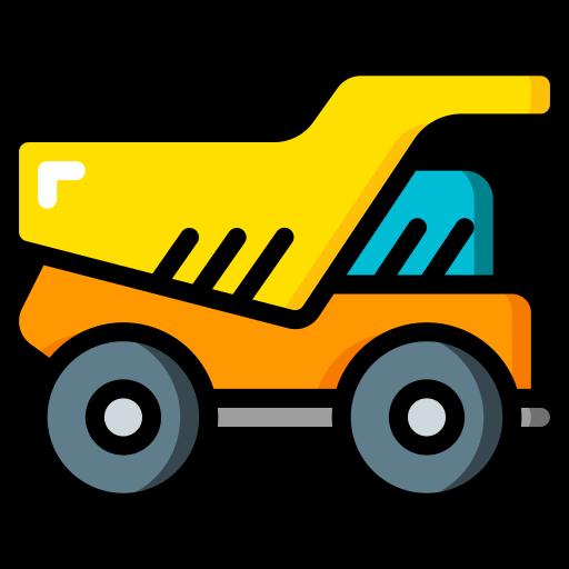 Dumper truck  free icon