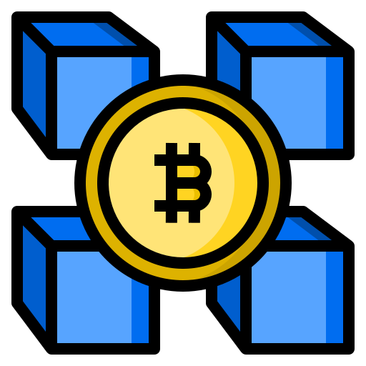 blockchain  Icône gratuit