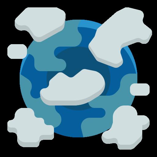 대기 오염  무료 아이콘