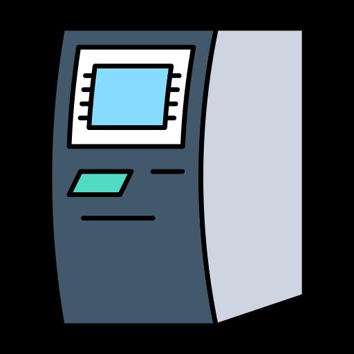 distributeur de billets  Icône gratuit