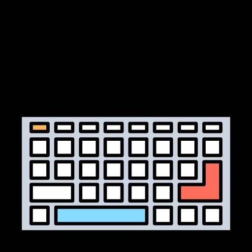 teclado  icono gratis