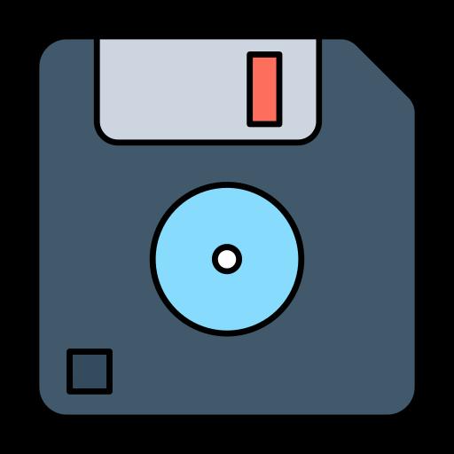 disquete  grátis ícone