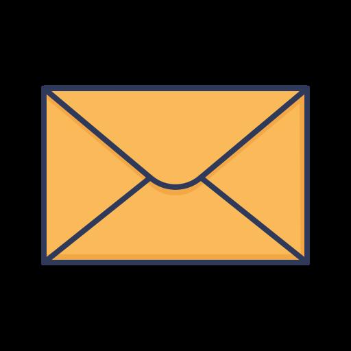 correspondência  grátis ícone