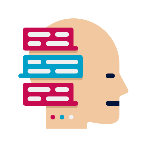 Внутренний диалог  бесплатно иконка