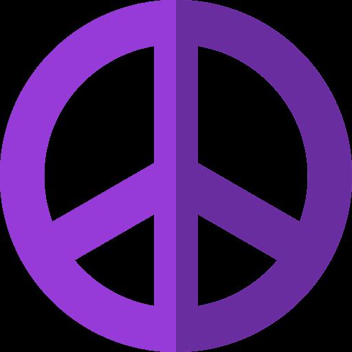 평화의 상징  무료 아이콘