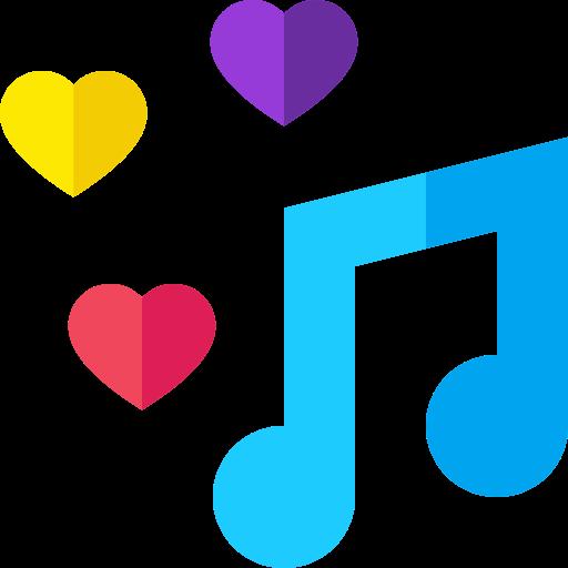 음악  무료 아이콘