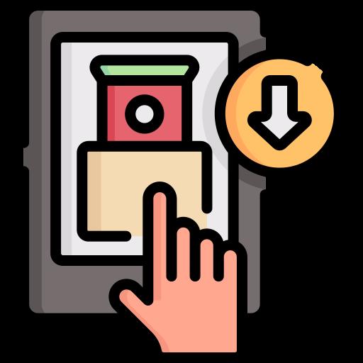 online einkaufen  kostenlos Icon