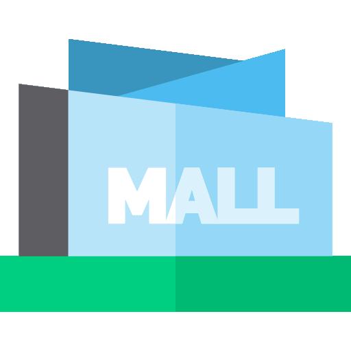 Shopping mall  free icon