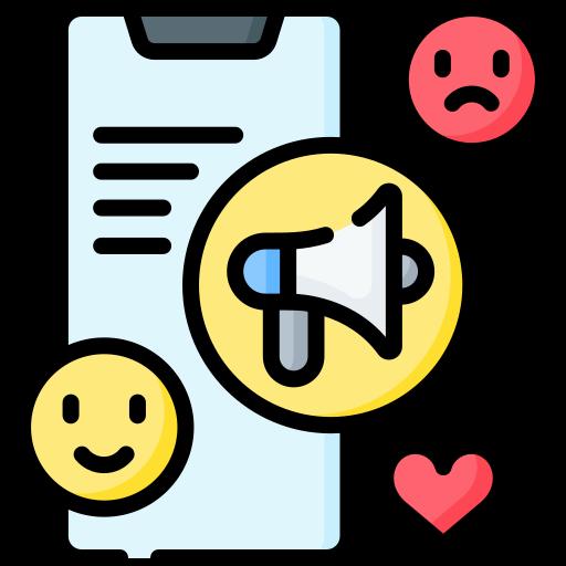 Социальные медиа  бесплатно иконка
