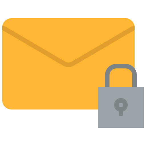 Encrypted  free icon