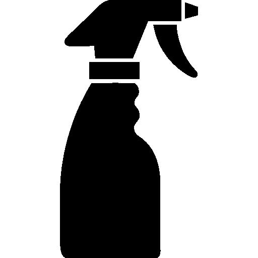vaporisateur de nettoyage  Icône gratuit