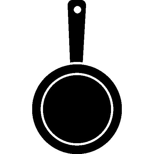 poêle à frire  Icône gratuit