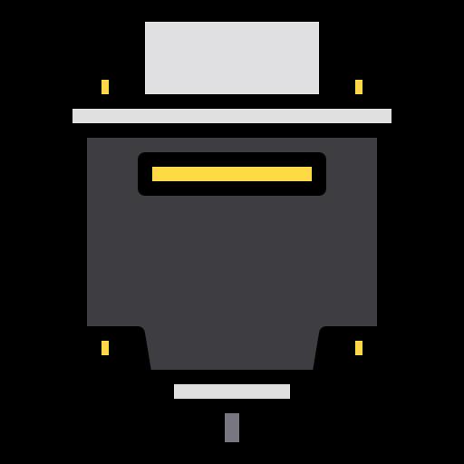 Vga cable  free icon