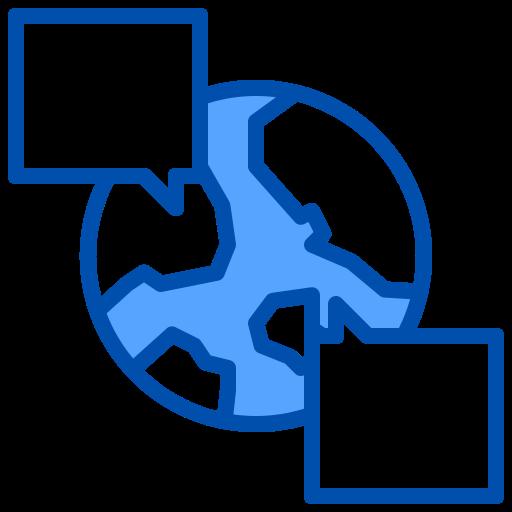 red global  icono gratis
