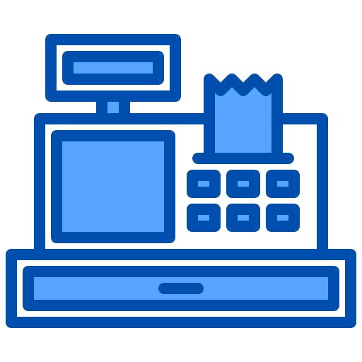 Cash machine  free icon