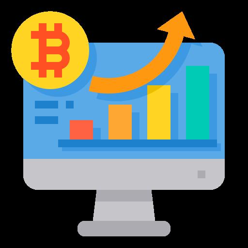 Bar graph  free icon