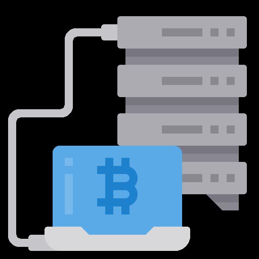 Big data  free icon