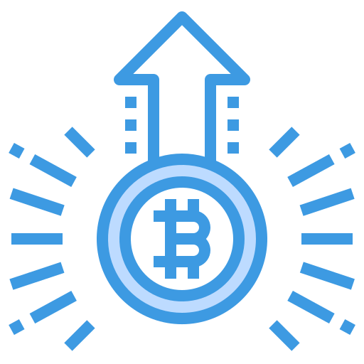 Increase  free icon