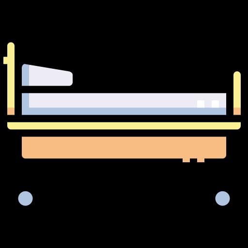 krankenhausbett  kostenlos Icon