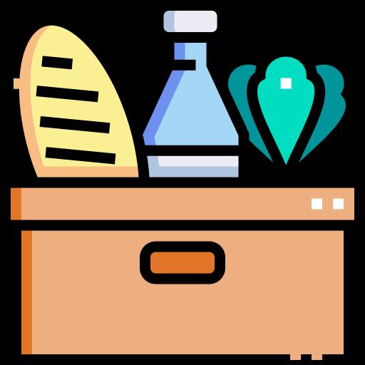 lebensmittelspende  kostenlos Icon