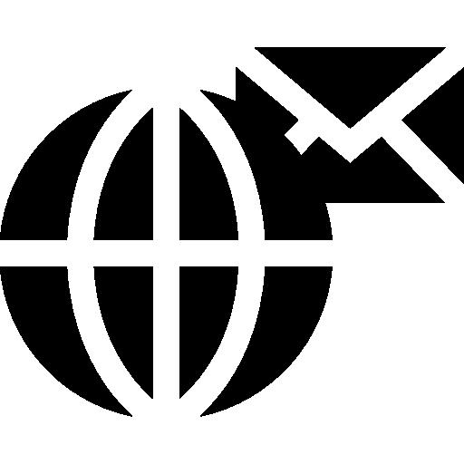 Международная почта  бесплатно иконка