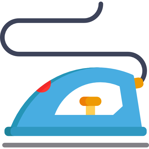 Ironing  free icon