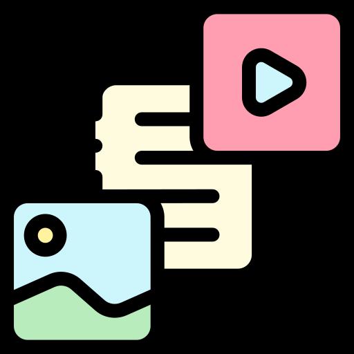 Materials  free icon