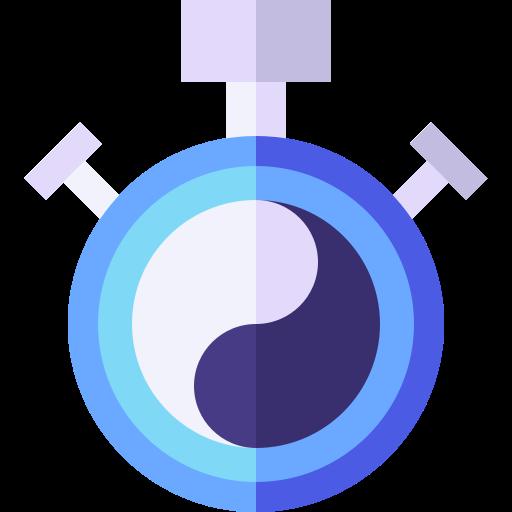 Yin yang  free icon
