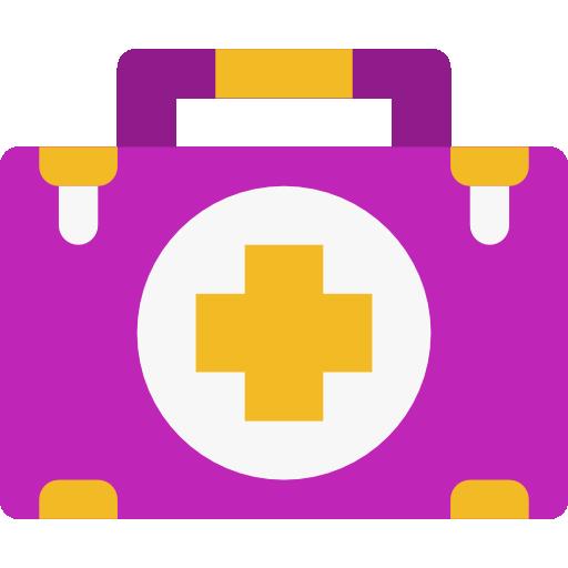 Аптечка первой помощи  бесплатно иконка