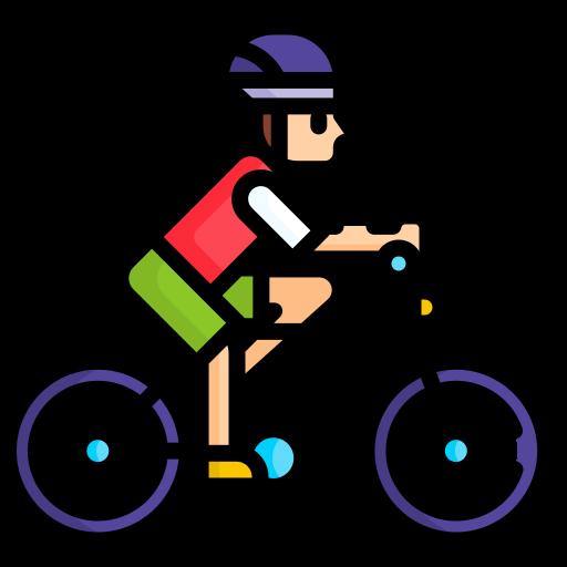 radfahren  kostenlos Icon
