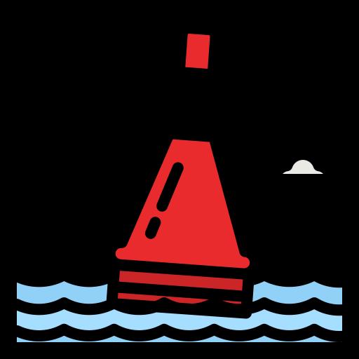 Buoy  free icon