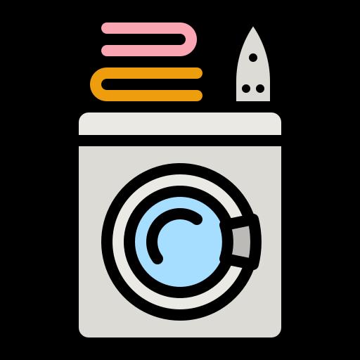 Laundry  free icon