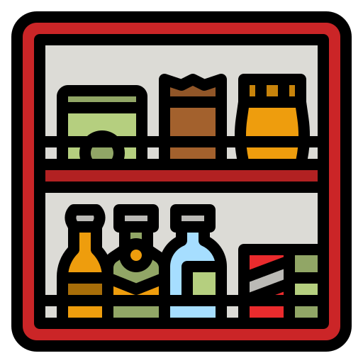 Minibar  free icon