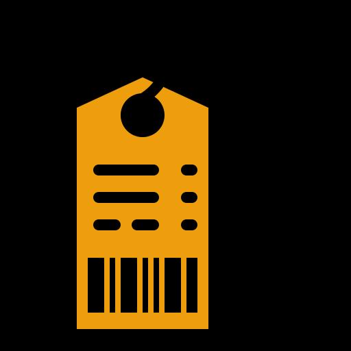 Price tags  free icon