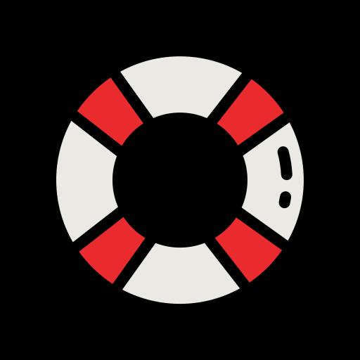Lifebuoy  free icon