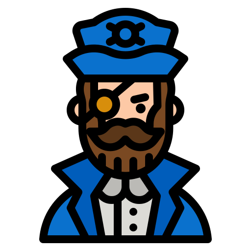 Pirate  free icon