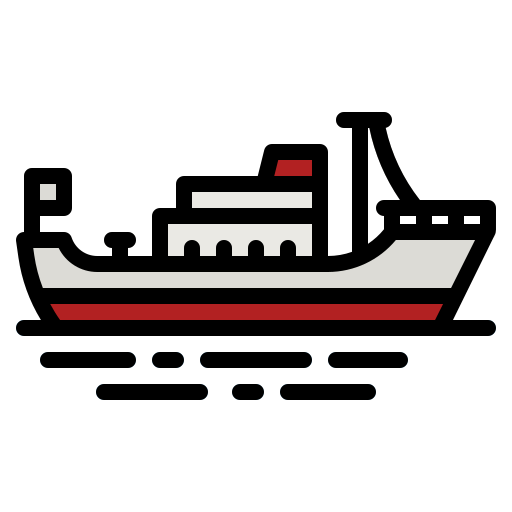 Ferry boat  free icon