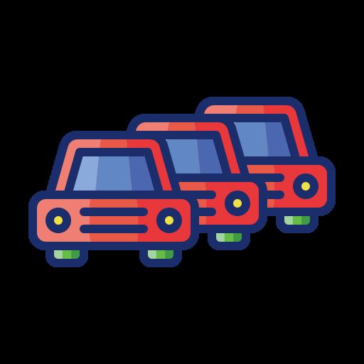 Cars  free icon