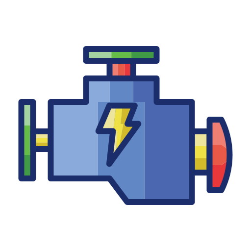 Engine  free icon