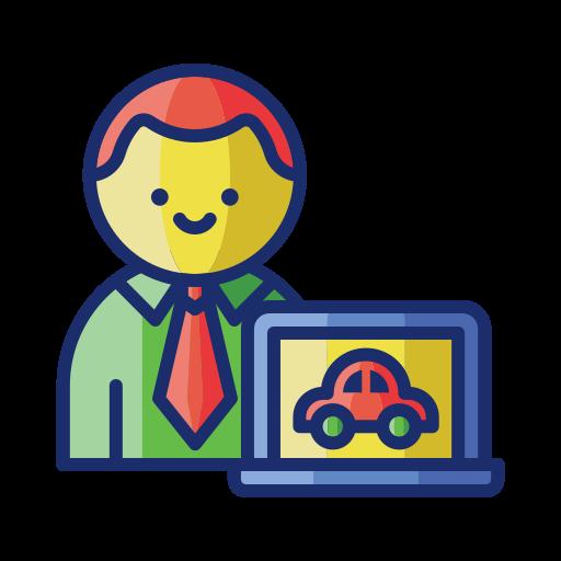 Retailer  free icon